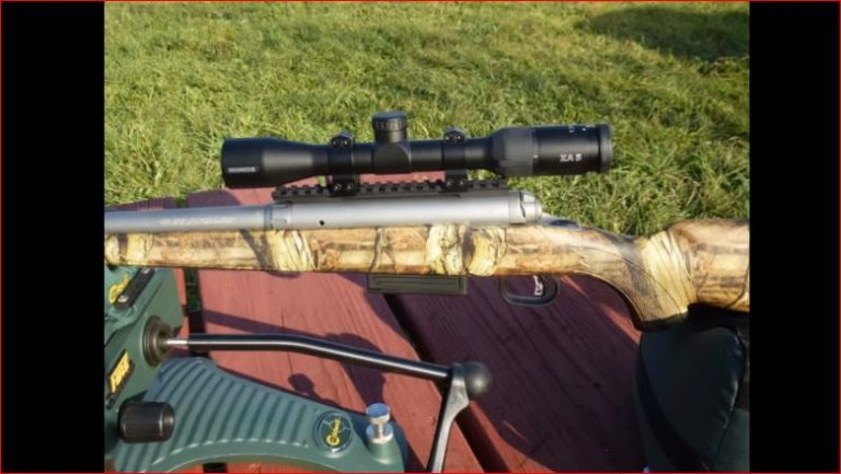 best scope for Savage 220