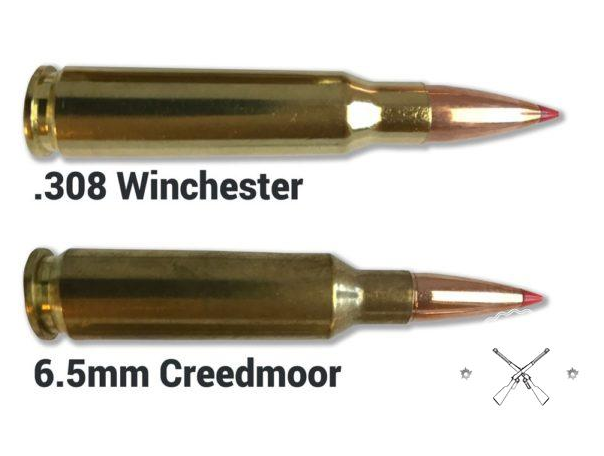 6.5 Creedmoor Or 308 Winchester - Which One Is Better? - ScopesLife